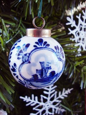 Dutch ornament: