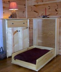 Murphy Bed for Dogs | Pets | Pinterest | For dogs, Beds ...