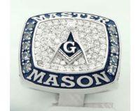 Masonic Championship Style Ring | Freemason | Pinterest ...