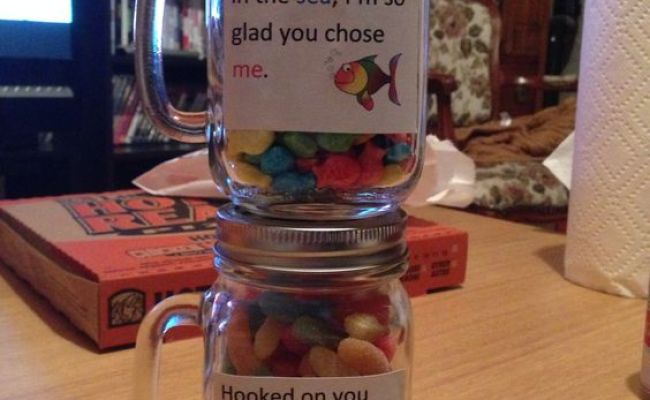 Boyfriend Girlfriend Mason Jars And Masons On Pinterest