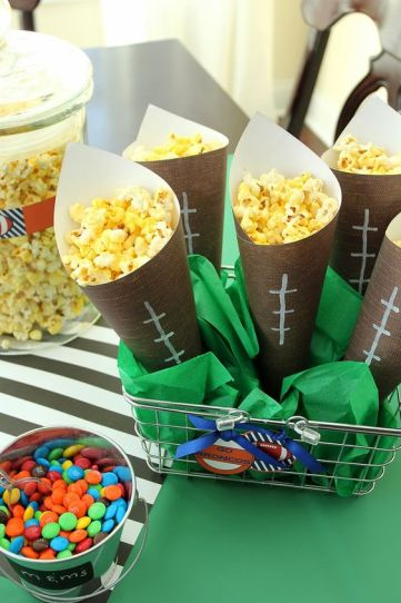 Super Bowl Popcorn Party and More Breaking News: