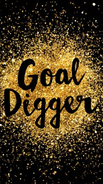 Cute Wallpapers Of The Word Slay Goal Digger Wallpaper From Snapchat Annameik14