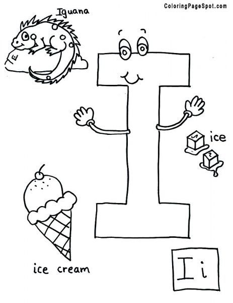 Letters, Coloring and Alphabet on Pinterest
