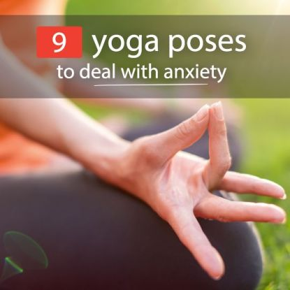 The physical asanas (postures) of yoga, mixed with breathing techniques and meditation, can calm the mind, bring perspective and help you deal with anxietal issues for mental clarity and inner peace.: