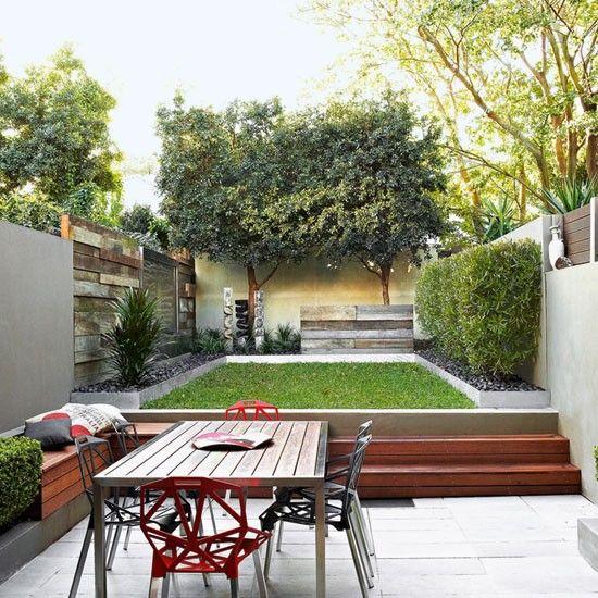 Small Garden Idea Gardens Pinterest Gardens Beautiful