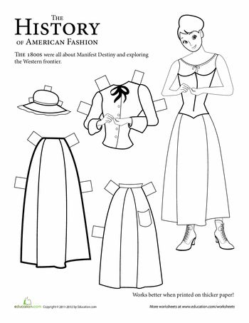Moda, Paper and American history on Pinterest