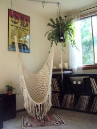 macrame chair - I NEED A HANGING CHAIR FOR MY BEDROOM ...