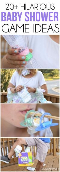 Hilarious Baby Shower Games | Pinterest | Lost, Sprinkles ...