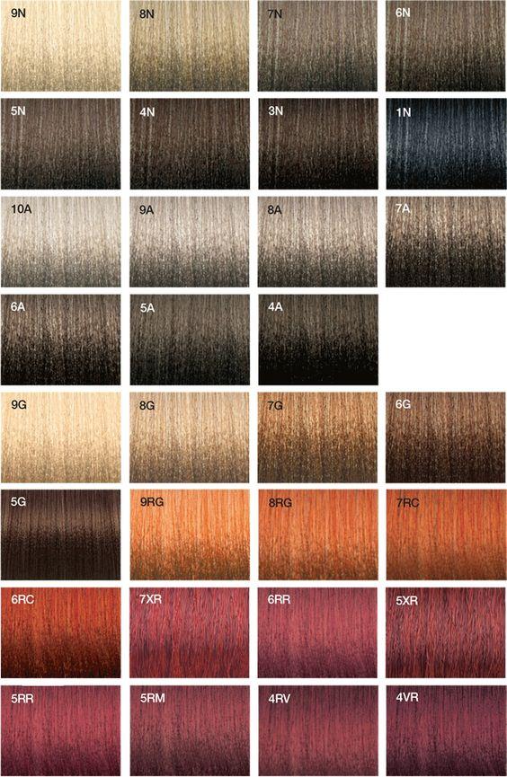 Joico Hair Color Chart Verocolorchartjpg 35082483 Hair