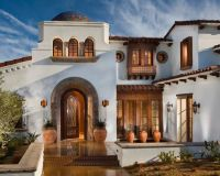 Luxurious Traditional Spanish House Designs: Traditional ...