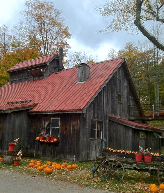 Sugaring Vermont And Sugar And Spice On Pinterest