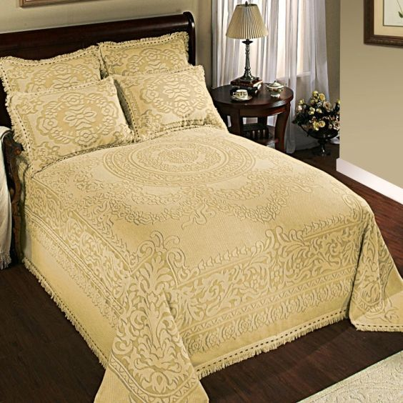 Stylemaster Usa Concord Gold Bedding By Stylemaster Usa
