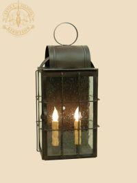 Danbury Primitive Colonial Outdoor Lights ~ Katie's ...