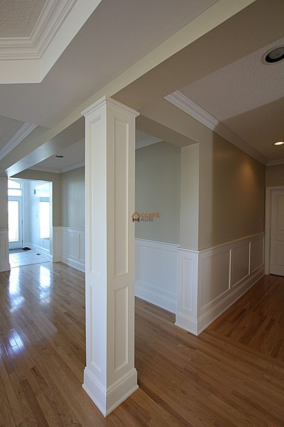 Wainscoting A House And Basements On Pinterest