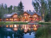 Bar B Bar Ranch on Snake River in Jackson Hole, Wyoming ...