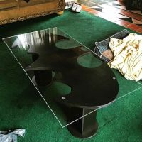 Batman coffee table. | For Our Home | Pinterest | Coffee ...