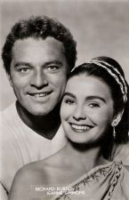 Image result for richard burton and jean simmons