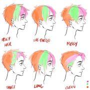 hair tutorial 3