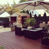 Backyard cabana, Cabanas and Backyards on Pinterest