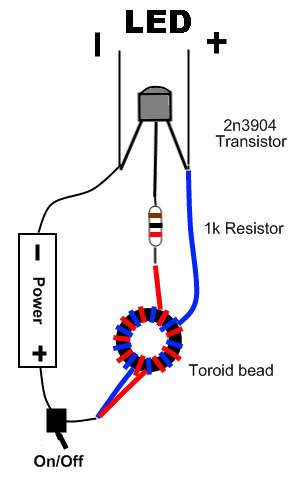Ps, Joule thief and Book on Pinterest