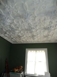 Breathtaking decorative plaster ceiling moulding. | Homes ...