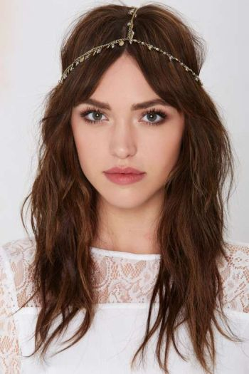 Lark Charm Head Piece: