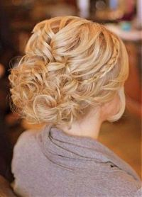 Wedding Hairstyles for Thin Hair, Wedding Half Updos For