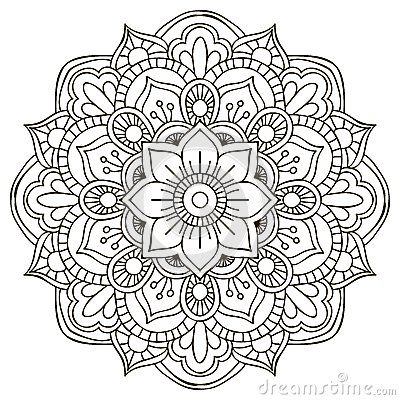 Mandalas, Ornaments and Nook table on Pinterest