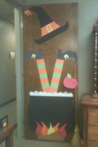 Happy fall, Door decorating and Fall door on Pinterest