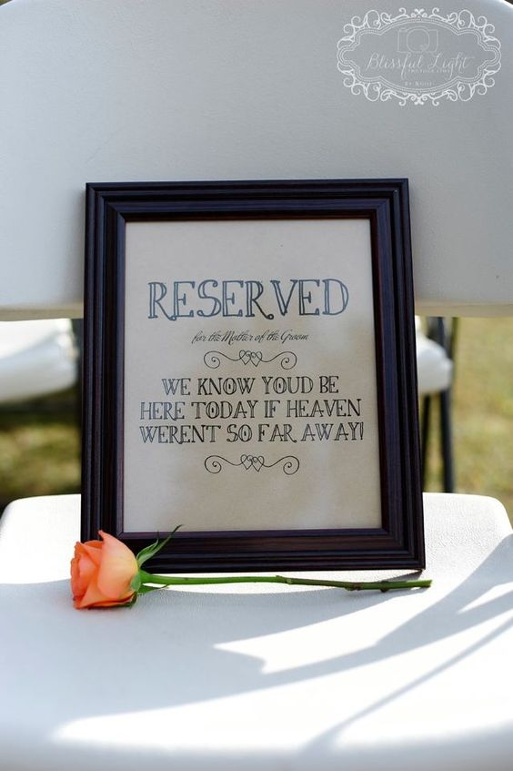 In Memory Of Memories And Chairs On Pinterest