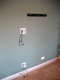Wall mount, Cable and Videos on Pinterest
