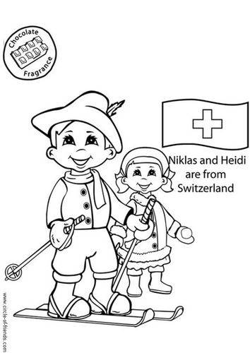 Coloring, Count and Coloring pages on Pinterest
