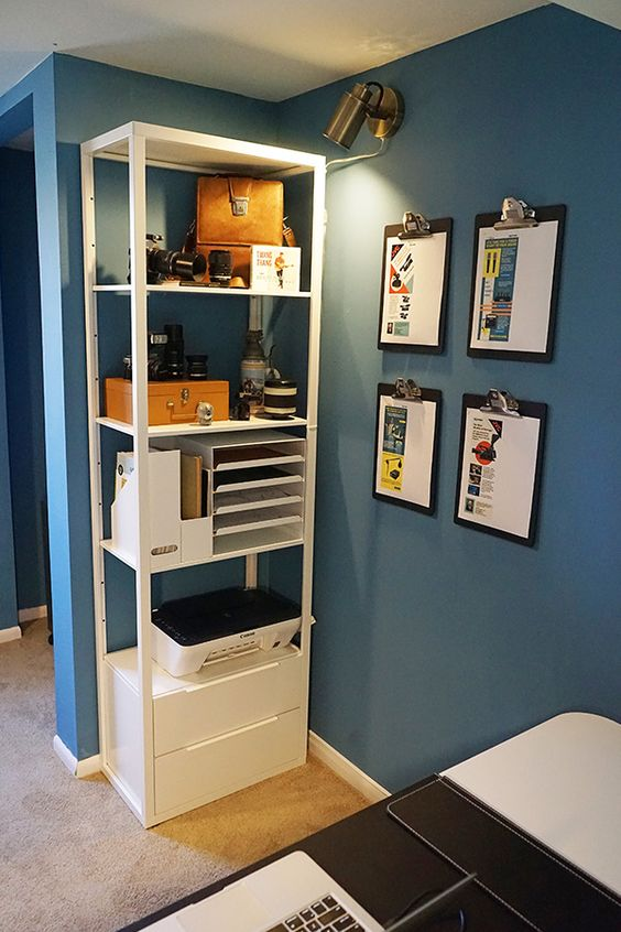 Shelving units Shelving and Shelf with drawer on Pinterest