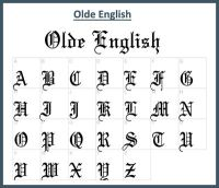 30 Amazing Free Old English Fonts | My Style | Pinterest ...
