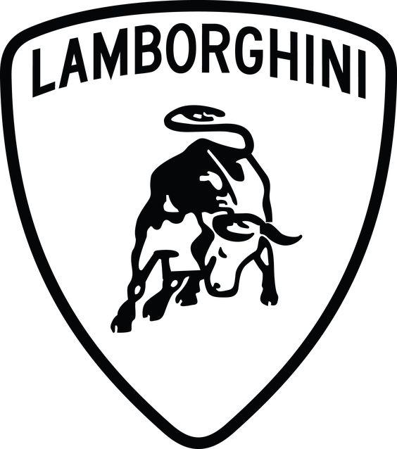 Logos, Lamborghini and Porsche on Pinterest