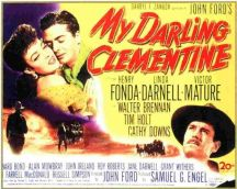 Image result for MY DARLING CLEMENTINE 1946 movie