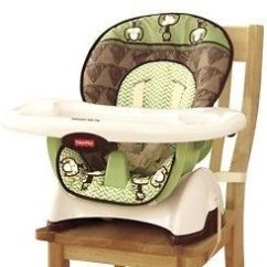 Fisher Price Spacesaver High Chair Cover Folding Pinterest • The World's Catalog Of Ideas