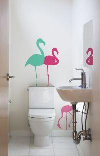 Wall stickers, Wall Decals, Studio Jan Habraken, Flamingo ...