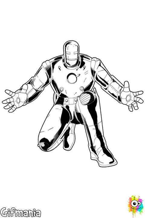 Iron man and Irons on Pinterest