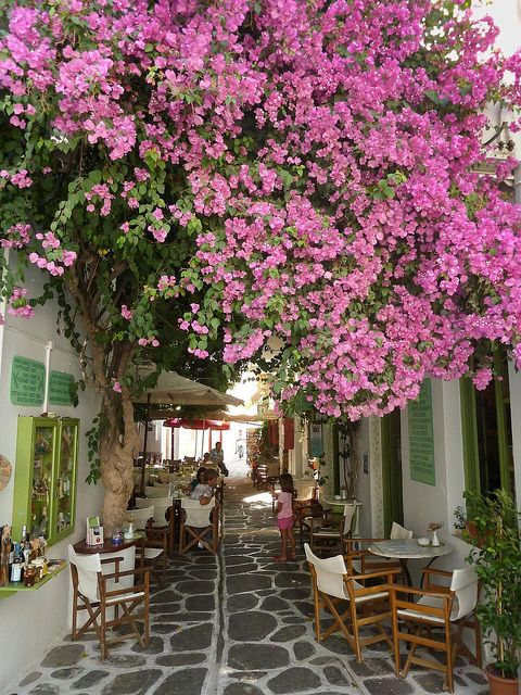 Paros, Greece:
