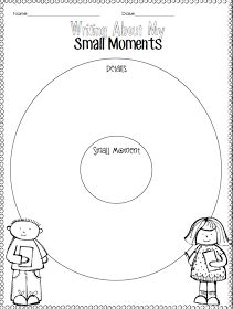 Narrative Writing / small moments / lucy calkins via