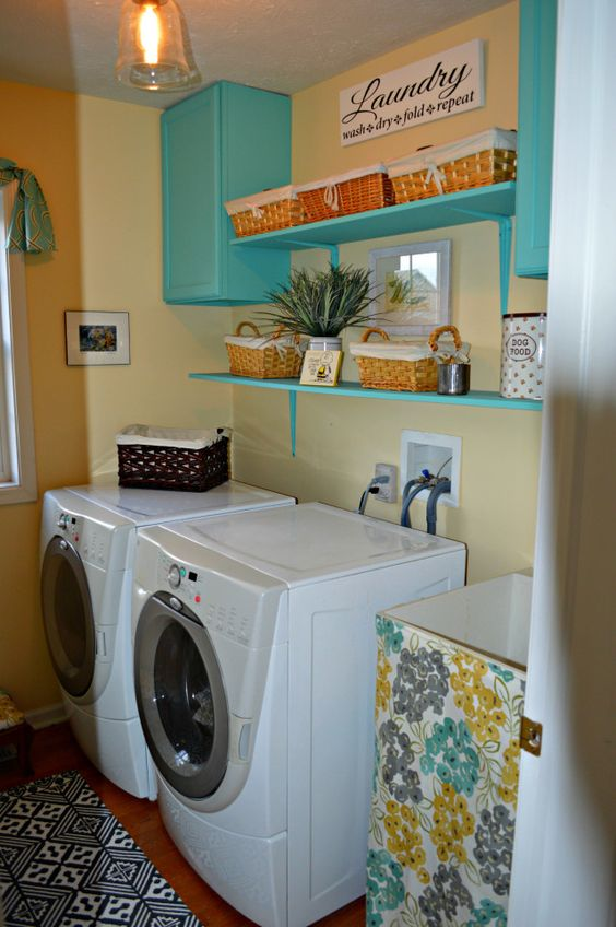 Laundry Room Decor 3 Creative Ideas To Makeover Your