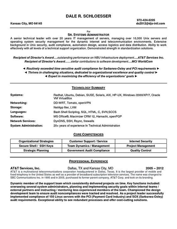 As400 Administrator Resume | Sample Customer Service Resume