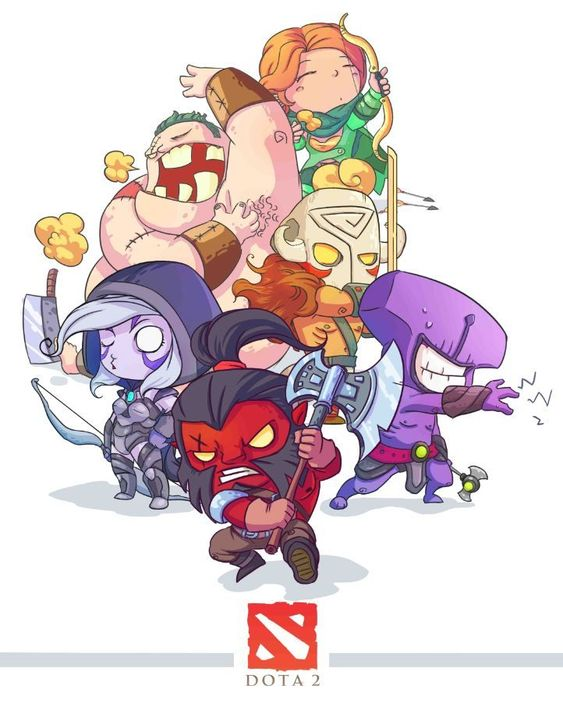 Cute Characters Heroes And Fanart On Pinterest