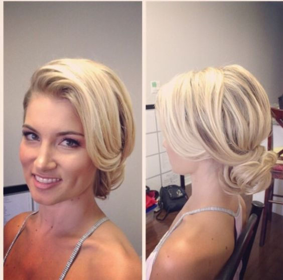 30 Pin Up Hairstyles Side Swept Bun Hairstyles Ideas Walk The Falls