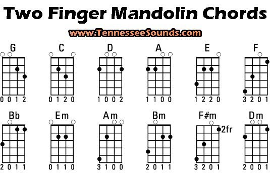 Mandolin, Charts and Fingers on Pinterest