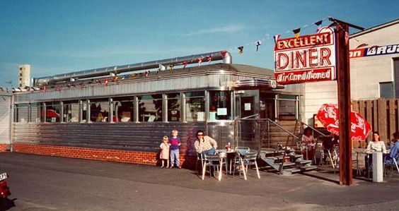 Excellent Diner In Westfield Nj  Vintage Union County New