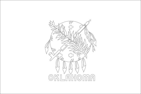 http://www.world-free-printable-flags.com/images/Oklahoma1