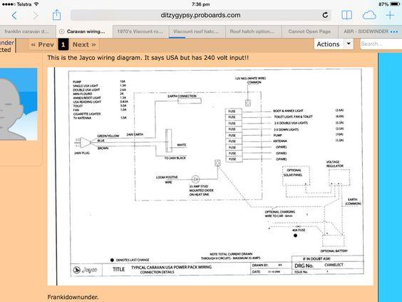 Viscount Caravan Wiring Diagram Jayco Wiring Diagram Caravan Ideas Pinterest