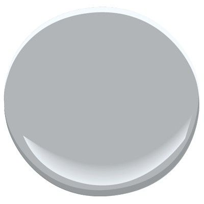 Benjamin Moore Silent Night Perfect neutral color for all